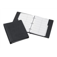 Image for Concord Telephone/Address Binder A5 Black 80410/CD2