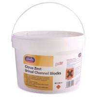 Jeyes Sanilav Urinal Channel Blocks Citrus 541015