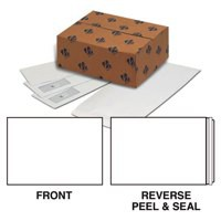 Plus Fabric Envelopes Pocket Peel and Seal 120gsm C4 White [Pack 250]