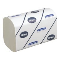 Kleenex Ultra Hand Towel 2-Ply White Pack of 15 6769