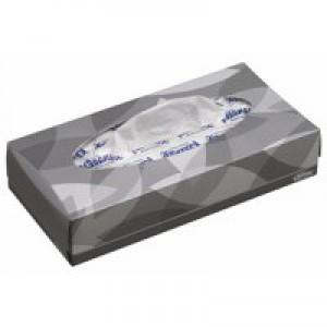 Kleenex Facial Tissues Box White Pack of 21 8835
