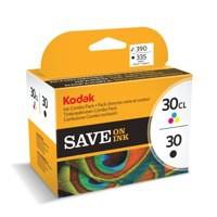 Kodak 30B & 30CL Inkjet Cartridge Black and Colour Ref 9039745 [Pack 2]