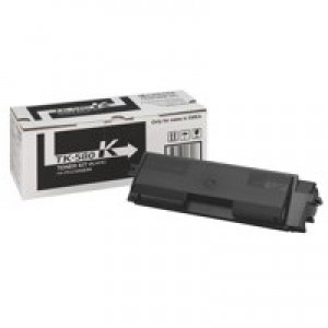 Kyocera Toner Cartridge Black TK-580K
