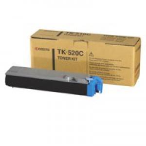 Kyocera FS-C5015N Toner Cartridge Cyan TK-520C