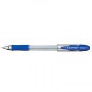 Q-Connect Delta Ballpoint Pen Blue KF00376