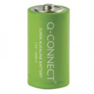Q-Connect Battery C Pk 2 KF00490