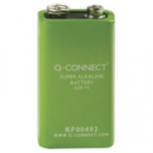 Q-Connect Battery 9V