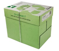 Q-Connect Recycled Copier Paper A4 80gsm Ream White