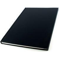 Q-Connect Manuscript Book A4 Indexed 96 Pages