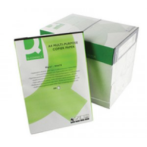 Q-Connect Copier Paper A4 80gsm White 5 Reams KF01087