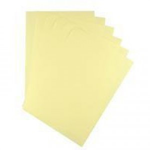 Q-Connect Coloured Copier Paper A4 80gsm Yellow Ream
