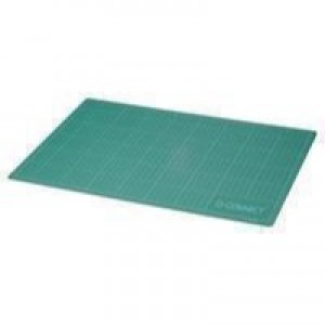 Q-Connect Cutting Mat A4 Green