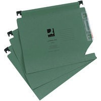 Q-Connect Lateral File 275mm Pack of 25