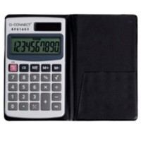 Q-Connect Large Pocket Calculator 10-digit