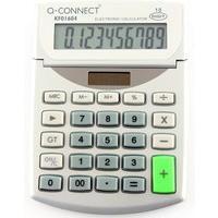 Q-Connect Semi-Desktop Calculator 10-digit