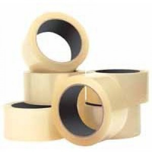 Q-Connect Packaging Tape 50mm x66m Clear