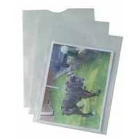 Q-Connect Card Holder A5 Pack of 100