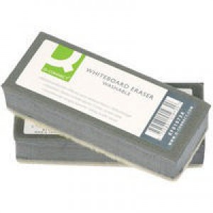 Q-Connect Dry Wipe Eraser Washable KF01972