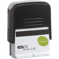 Q-Connect Voucher For Self-Inking Stamp 45x15mm