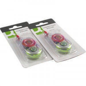 Q-Connect Mini Correction Roller Pack of 24