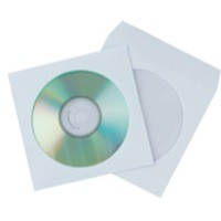 Q-Connect CD Envelope Paper Pack of 50
