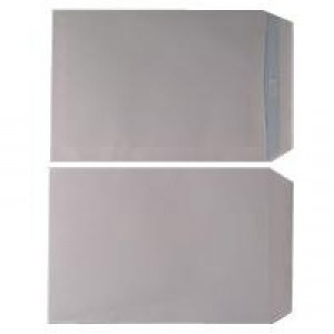 Q-Connect Envelope C5 100gsm Plain Peel and Seal White Pk 500 1P08