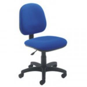 Arista Concept Medium Back Permanent Contact Operator Chair Blue KF03452