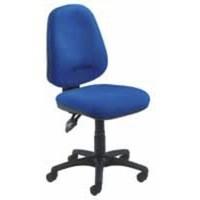 Arista Concept High Back Permanent Contact Operators Chair Blue