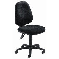 Arista Concept High Back Tilt Operator Chair Charcoal