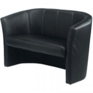 Arista 2 Seat Fabric Tub Claret