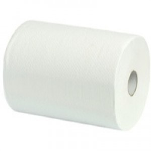 Q-Connect Mini Centre Feed Roll 1-Ply 120 Metre Pack 12 KF03784 C1W120