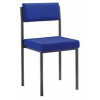 Jemini Multi-Purpose Stacking Chair Blue
