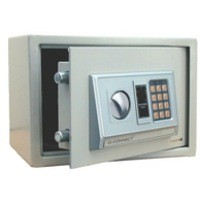 Q-Connect Electronic Safe 10 Litre H200xW310xD200mm