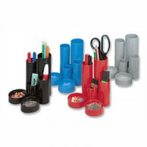 Q-Connect Tube Tidy Red MPTUBKPRED