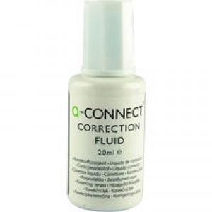 Q-Connect Correction Fluid 20ml