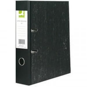 Q-Connect Board Lever Arch File A4