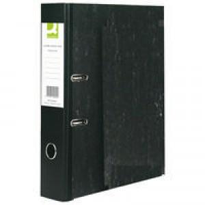 Q-Connect Board Lever Arch File Foolscap KF20002