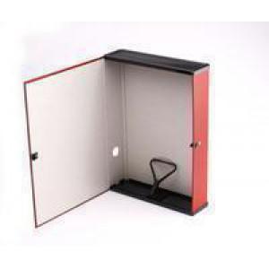Q-Connect Box File Red (Pk 5) 31818KIN0