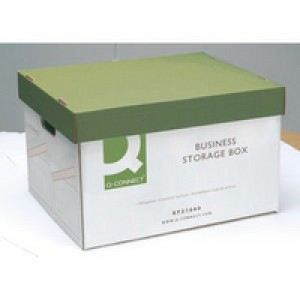 Q-Connect Business Storage Box 335x400x250mm