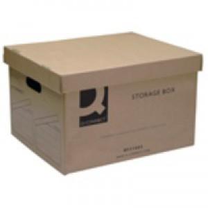 Q-Connect Storage Box 335x400x250mm