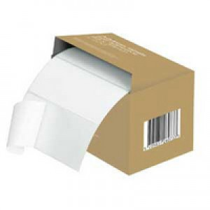 Q-Connect Address Label Self-Adhesive 89x36mm Roll of 250