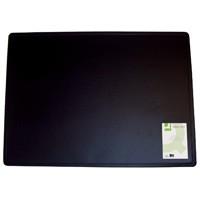 Q-Connect Desk Mat 400x530mm Black