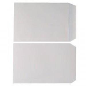 Q-Connect Envelope C4 90gsm White Self-Seal Pk 250 KF3499