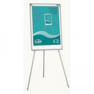Q-Connect Self-Adhesive A1 Flipchart Pad 30 Sheets