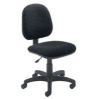 Jemini Medium Back Operators Chair Charcoal