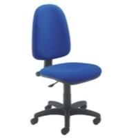 Jemini High Back Operators Chair Blue
