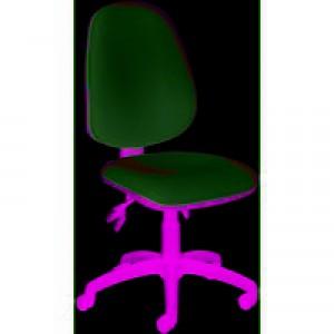 Jemini High Back Tilt Operators Chair Claret