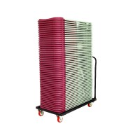 Image for Jemini Folding Chair Trolley Capacity 40 TC40T