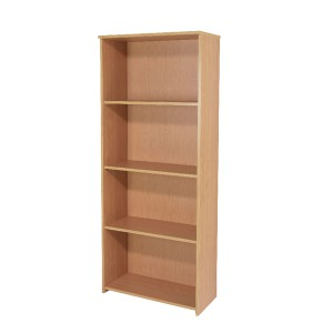 Jemini 1750mm Large Bookcase Bavarian Beech KF73514