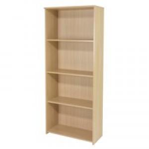 Jemini 1750mm Large Bookcase Ferrera Oak KF73515